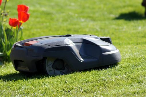 Quels sont les avantages du robot tondeuse?