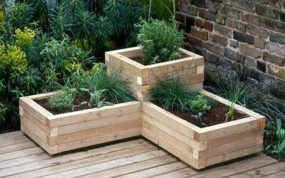 La jardinière : une solution pour les petits espaces